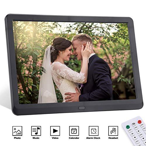"""Cadre Photo Numérique 10"""" FamBrow - Full HD IPS (Vendeur Tiers)"""