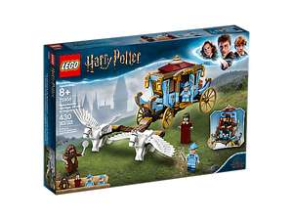 Jeu de Construction Lego Harry Potter - Beauxbatons Carriage: Arrival at Hogwarts (75958)