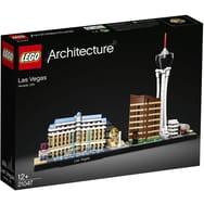 Sélection de jeux de construction Lego Architecture Ex: Las Vegas (21047)