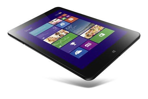 "Tablette 8.3"" Lenovo Thinkpad 8 (Intel Z3770, 2 Go Ram, 64 Go SSD)"