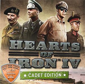 Hearts of Iron IV: Cadet Edition sur PC (Dématérialisé - Steam)