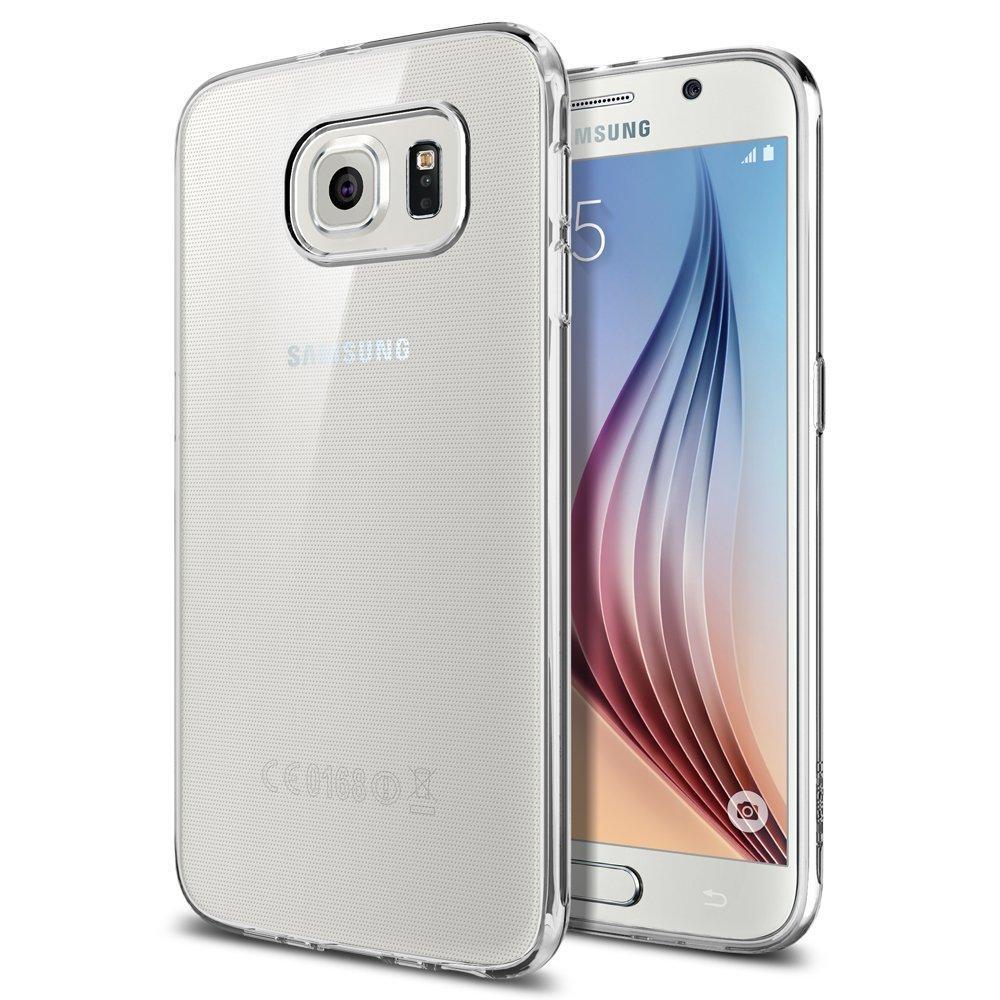 Coque Spigen  Galaxy S6 silicone