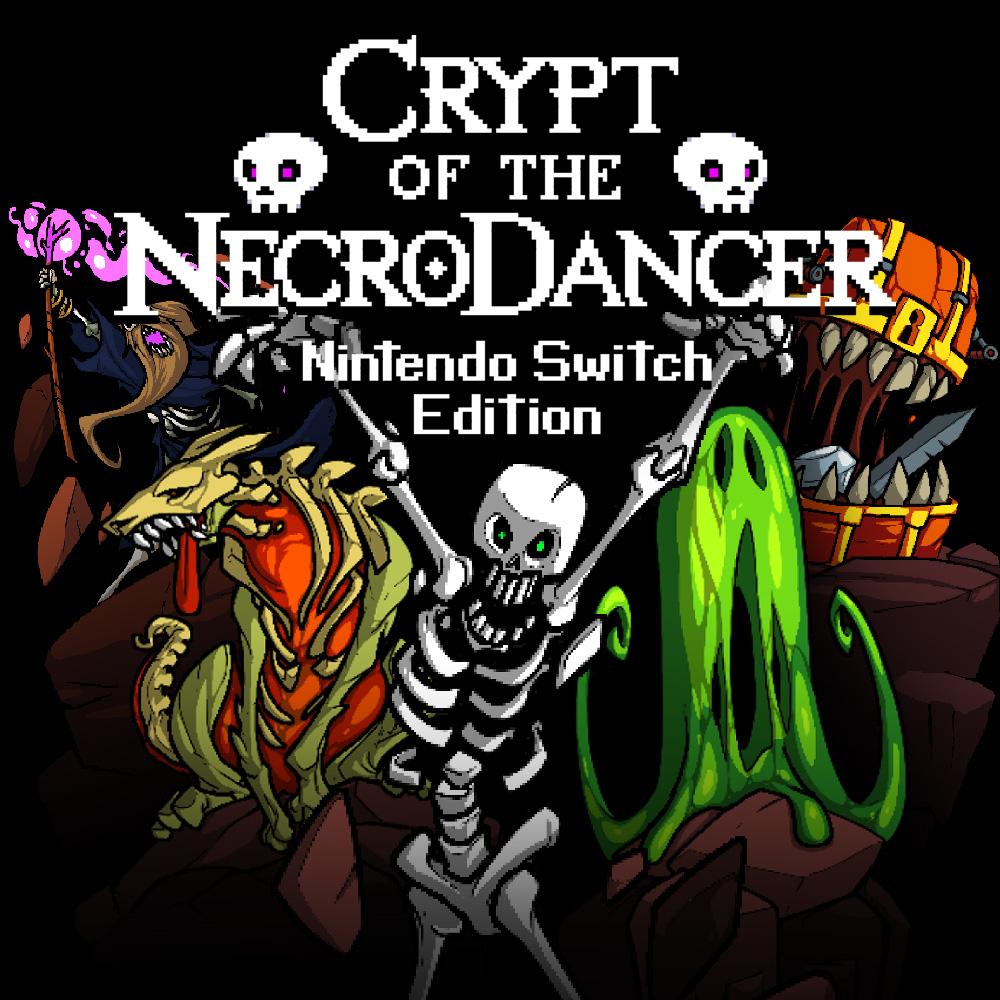 Jeu Crypt of the NecroDancer sur Nintendo Switch (Dématérialisé)