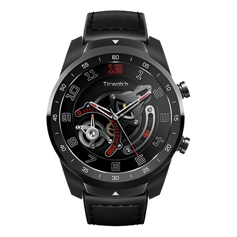 Montre Connectée Ticwatch Pro 4G/LTE