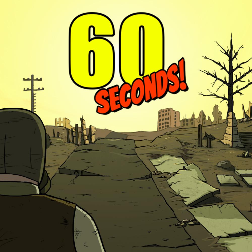 Jeu 60 secondes ! sur Nintendo Switch (Dématérialisé)