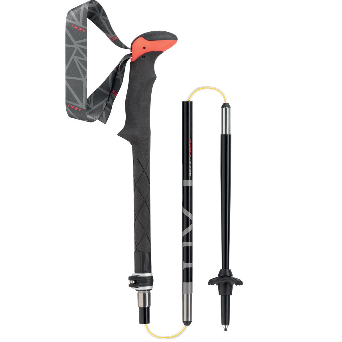 Bâtons de randonnée Micro Vario TA Leki - 110/130cm
