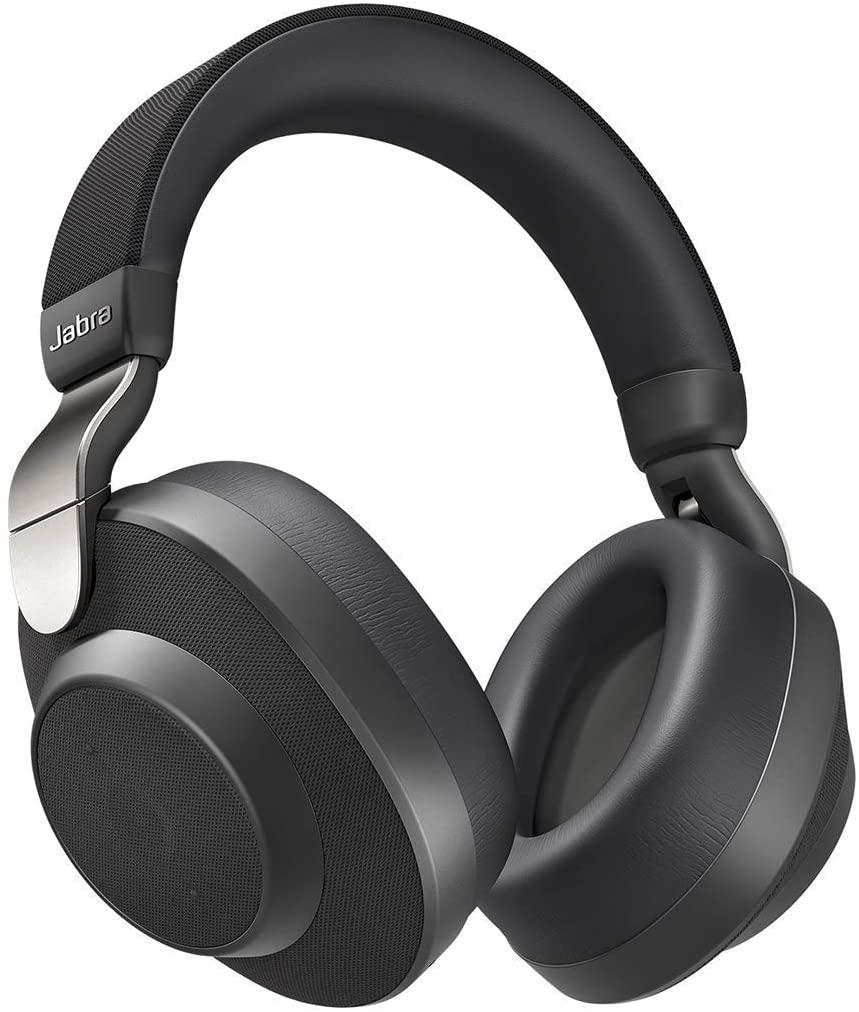 Casque sans fil à réduction de bruit Jabra Elite 85h - Bluetooth, Noir