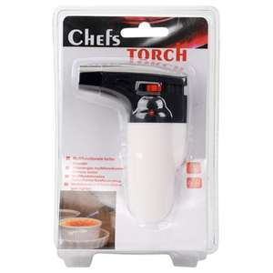 brûleur  Chefs torch turbo