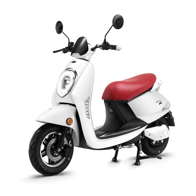 Scooter électrique Wayscral E-start - Moteur Bosch 1200 Watts (Noir ou Blanc)