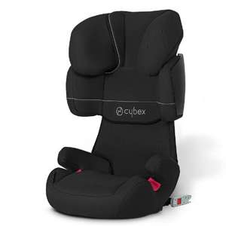 Siège auto Cybex Solution X-fix - Pure Black (89.99€ via SOL108610)