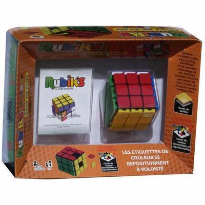 Rubik's Cube 3x3 Easy Re-Play