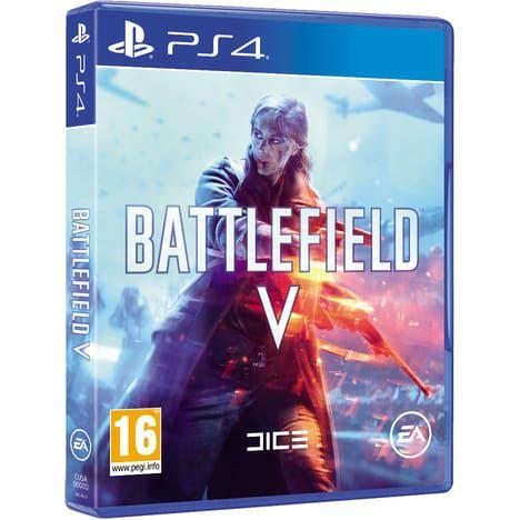 Battlefield V sur PS4 (via retrait en magasin)