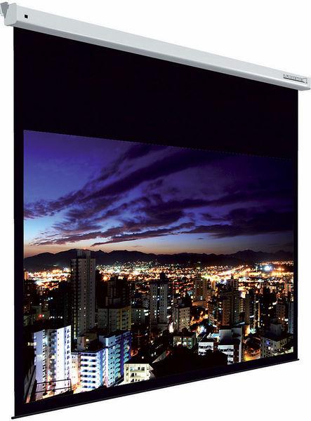 Ecran de projection motorisé Lumene Embassy HD 240 C - Format 16/9, diagonale 269 cm