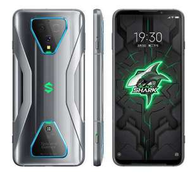 "Smartphone 6.67"" Xiaomi Black Shark 3 - Snapdragon 865, 8 Go RAM, 128 Go (424.27€ avec le code 10AE75)"