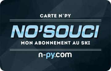 Jusqu'à 17h : Carte N'PY No'Souci