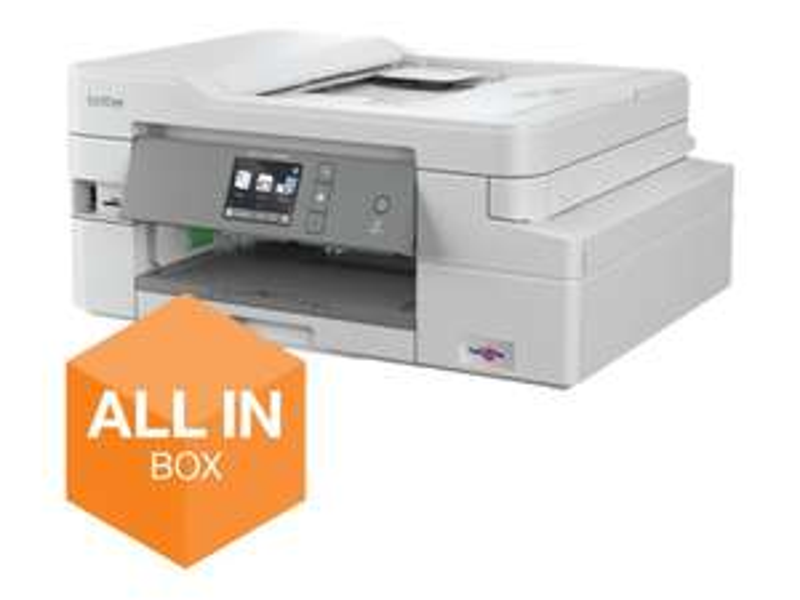 Imprimante jet d'encre Multifonction Brother DCP-J1100DW (Via ODR de 20€)