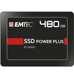 SSD interne 2.5'' Emtec X150 Power Plus - 480 Go