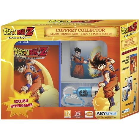 Dragon Ball Z: Kakarot sur PS4 (Coffret Collector)