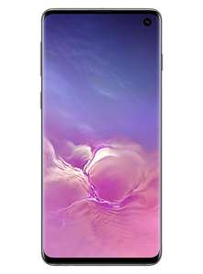 """Smartphone 6.1"""" Samsung Galaxy S10 - 8 Go RAM, 128 Go (Coloris au choix)"""