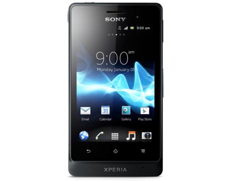 Smartphone Sony Xperia GO