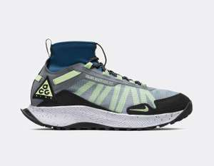 Baskets Nike ACG Zoom Terra Zaherra - Aviator Grey/Barely Volt - Taille 40.5
