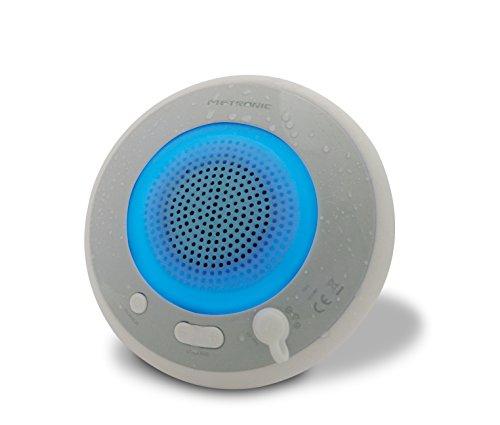 Enceinte Bluetooth Metronic 477067 Waterproof Flottante pour Piscine, Salle de Bain, Plage (Vendeur tiers)