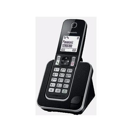 Téléphone fixe Panasonic KX-TGD322FRB