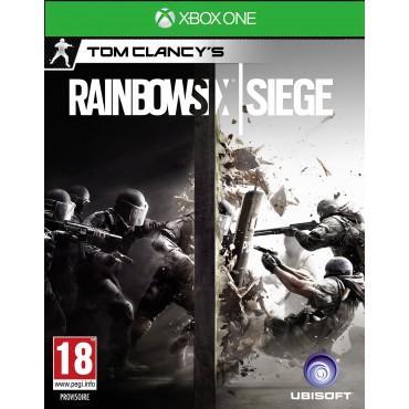 Jeu Rainbow Six Siège sur Xbox One et PS4