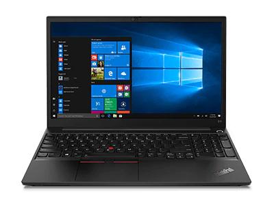 "PC portable 15.6"" full HD Lenovo ThinkPad E15 2ème gen - Ryzen 7 4700U, 16 Go de RAM, 512 Go en SSD, Wifi 6, Windows 10"