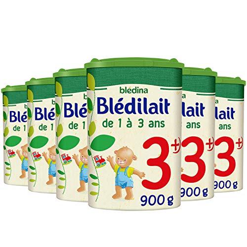 6 Boites de Lait de croissance Bledina - 12 à 36 mois
