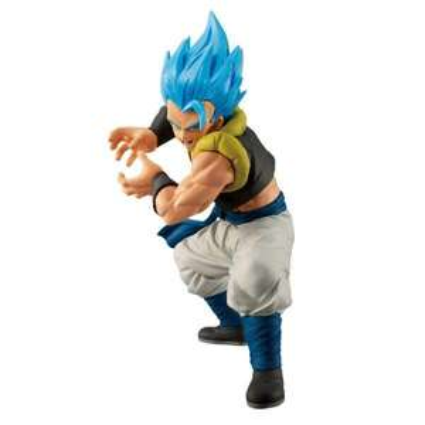 Figurine Dragon Ball S Super Sayan Gogeta God - 11cm