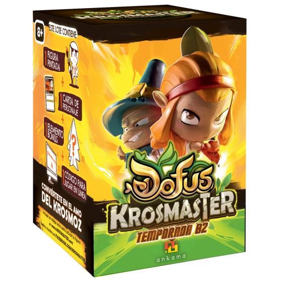 Sélection de produits en promotion - Ex : Blindbox Krosmaster Arena Saison 2 (Version Espagnaole)