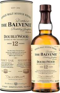 Bouteille de Whisky The Balvenie 12 years old doublewood - 70cl