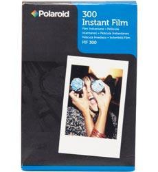 Recharge de 10 feuilles couleur de Papier Polaroid  PIC300