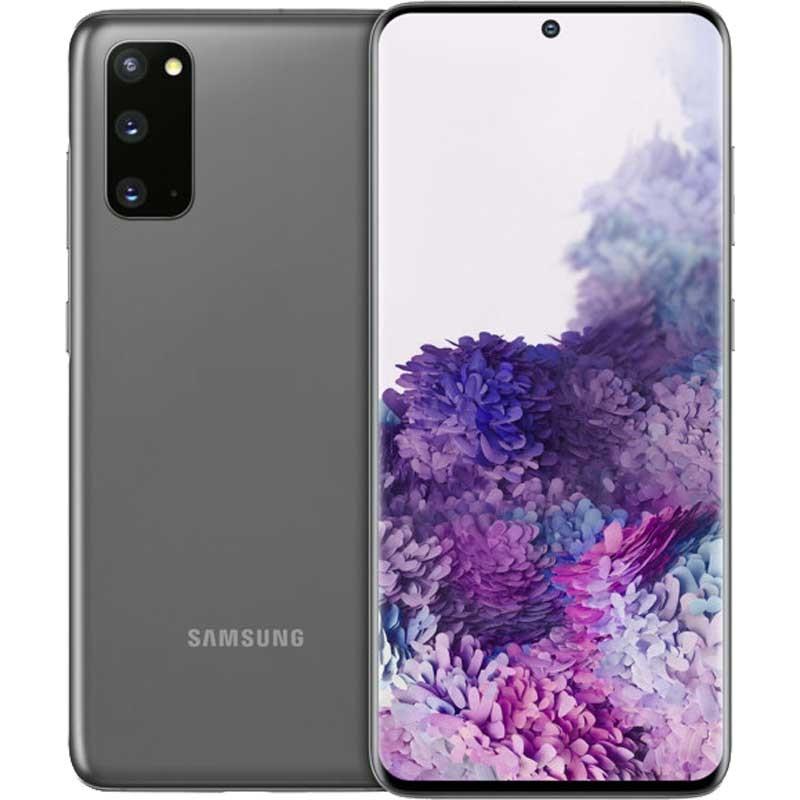 """Smartphone 6.2"""" Samsung Galaxy S20 4G - WQHD+, Exynos 990, 8 Go de RAM, 128 Go + Galaxy Buds+ offerts (+ reprise de 150€)"""