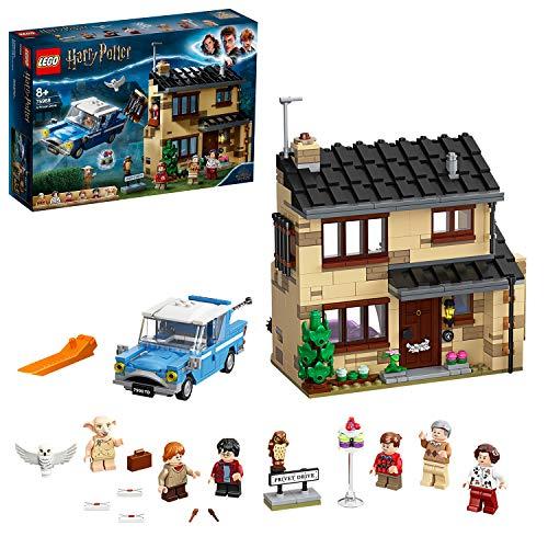 Jeu de construction Lego Harry Potter - 4 Privet Drive (75968)