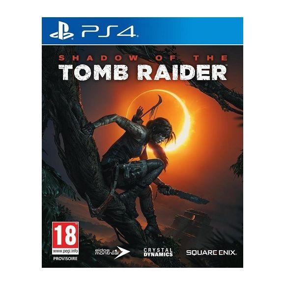 Shadow of the tomb raider sur PS4 (Vendeur Tiers)