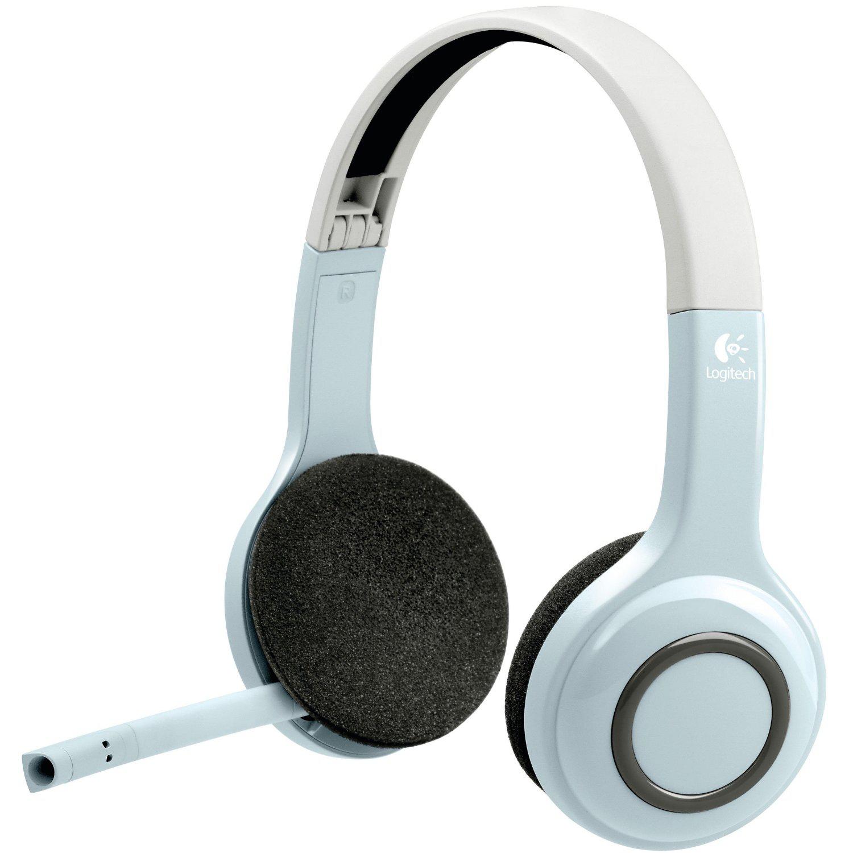 Casque sans fil (Bluetooth) Logitech Wireless Headset avec Micro