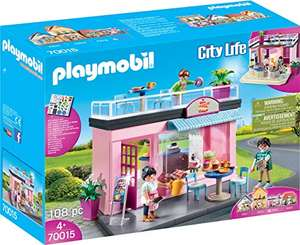 Playmobil - Salon de Thé 70015