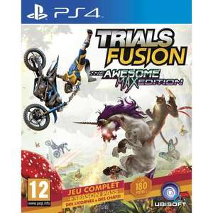 Jeu Trials Fusion  The Awesome Max sur PS4 ou Xbox One