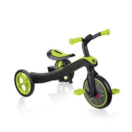 Tricycle 4-en-1 Globber Explorer pour Enfant - Vert