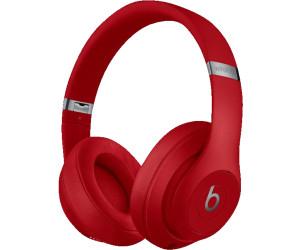 Casque audio sans-fil Beats Studio 3 Wireless - Rouge - Suppresseur de bruit actif (+8.78€ en SuperPoints)