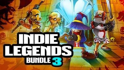Indie Legends 3 Bundle : 10 jeux PC (Dématérialisés - Steam)