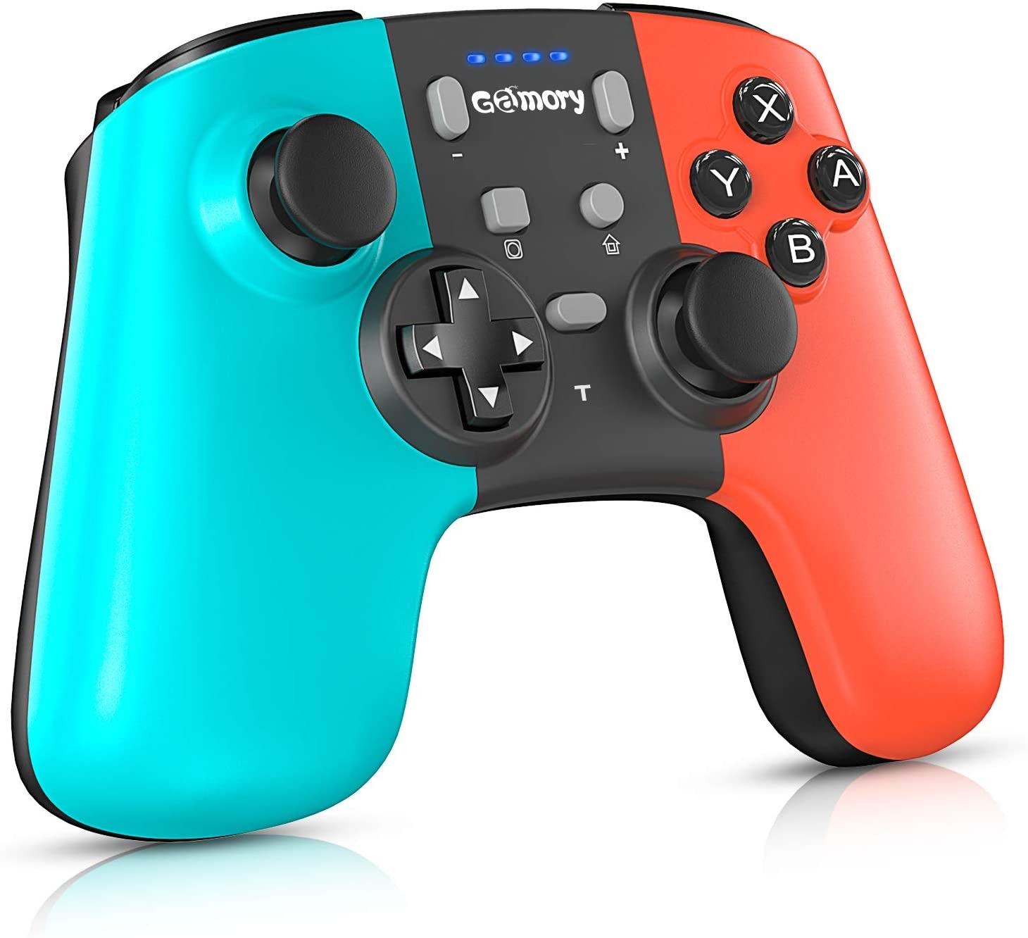 Manette sans-fil Gamory pour Nintendo Switch, PC et Xbox 360 (Vendeur tiers)