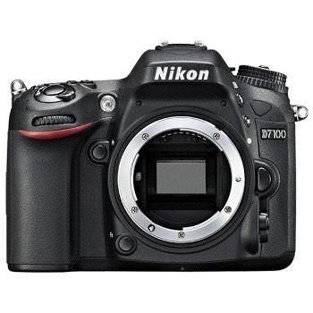 Appareil photo réflexe Nikon D7100 - boîtier nu