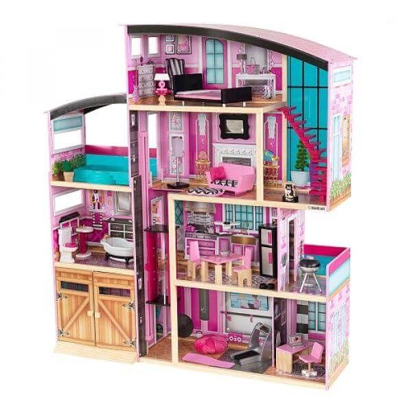 Jouet Kidkraft - Maison de poupée Shimmer (Via retrait dans une sélection de magasins)