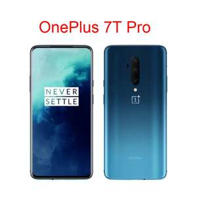 "Smartphone 6.67"" OnePlus 7T Pro - 12Go RAM, 256Go"