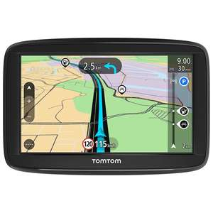40% de réduction sur une sélection de GPS - Ex : TomTom Start 52 EU23 Multi - Écully (69)