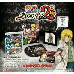 Naruto Shippuden : Ultimate Ninja Storm 2 Collectors Edition sur PS3
