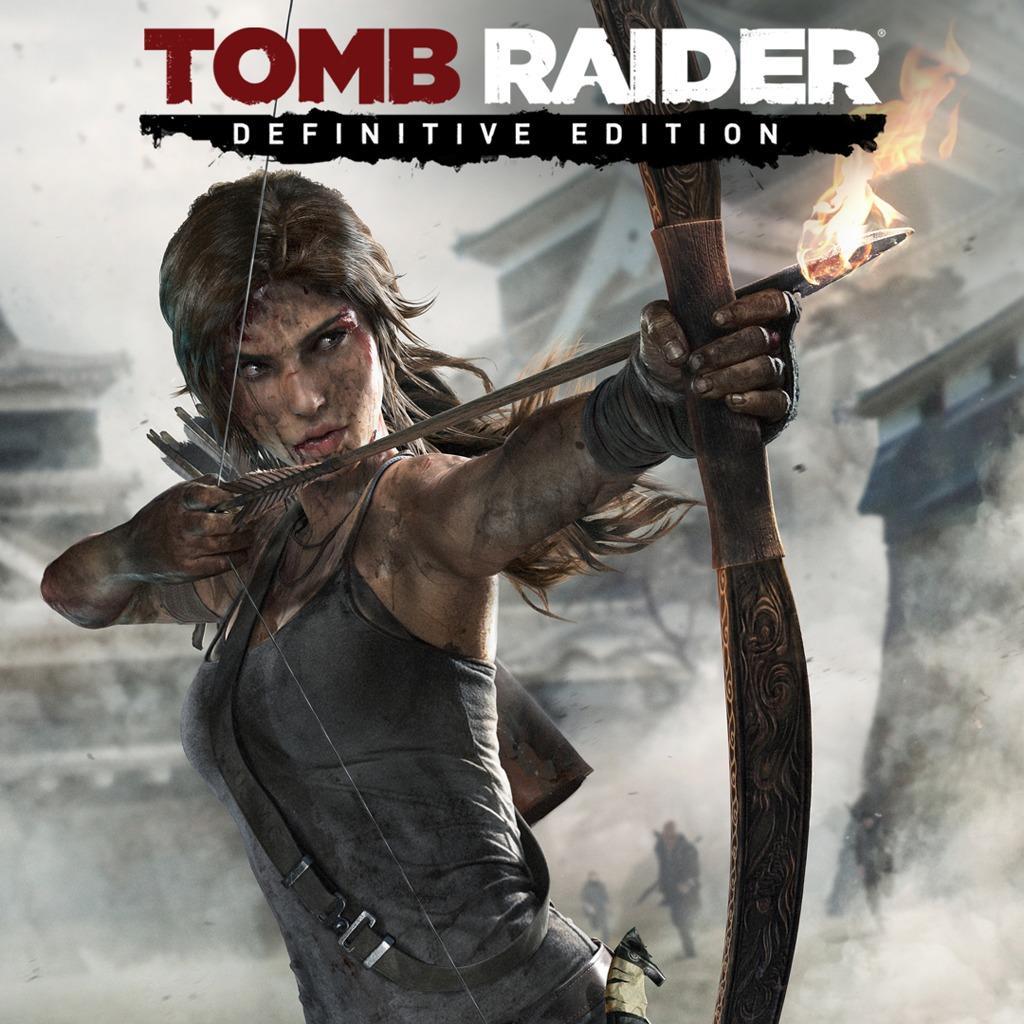 Sélection de jeux PS4 / PS3 / PS Vita Square Enix & Far Cry en soldes (Dématérialisés) - Ex : Tomb Raider Definitive Edition sur PS4